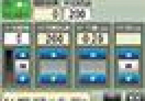 Interface du pupitre de commande en mode Monospot